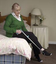Combi Reacher Grabber 81cm/32'' Stick Hand Grip Dressing Reaching Aid Pick Up UK