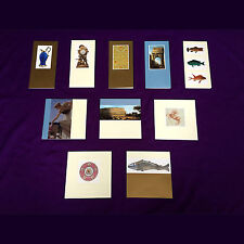 Blank Greetings Cards with Envelopes  - The Royal Collection - Assortment of 10