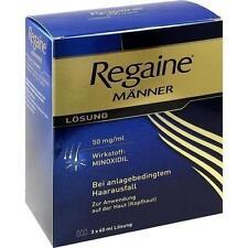 REGAINE Männer Lösung 3X60 ml PZN 3671166
