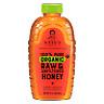 RAW Organic Unfiltered Honey 100% Pure 32oz USDA Certified Nature Nate's Honey