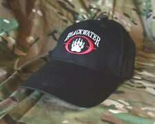 IRAQ WAR GREEN ZONE US EMBASSY PRIVATE SECURITY CONTRACTOR BSC Ball Cap (Black)
