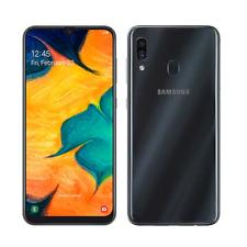 Samsung Galaxy A30 (Unlocked) 64GB Dual SIM 6.4in 16MP 4GB RAM AMOLED Black