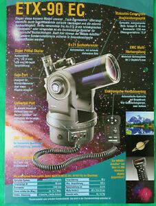 MEADE TELESKOP ETX - 90 EC