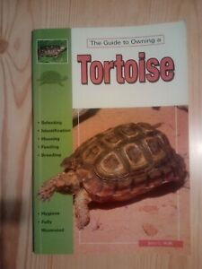 TORTOISE BOOK - TORTOISE SPECIES, CARE, HOUSING, FEEDING, HEALTH, BREEDING,
