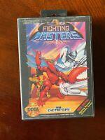 Fighting Masters  (Sega Genesis, 1992) w/ Case