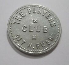 Token The Players Club Maverick Good For 5 cents Trade