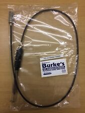 Ford New Holland Throttle Cable Foot & Hand Ford 10 Super Q - PACK OF 1