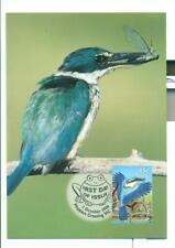 Uccelli: Cartoline Maximum Australia 1999 (Nuove)