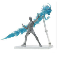 Japanese Action Figure Displaying Stand Dragon Effect for Dragonball Green