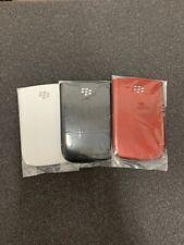 BlackBerry 9800/9810 OEM Battery Door Original Back Cover Red/White/Black- 3 PCS