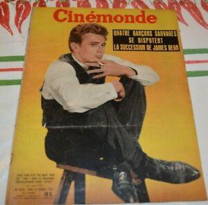 CINEMONDE N° 1175 / 25eme ANNEE 1957