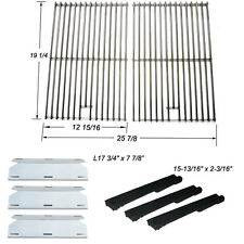 Replacement Jenn Air 720-0163 Grill Burners,Heat Plates,Cooking Grid