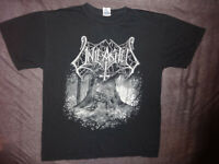 Old Unleashed Tour Shirt XL Death Metal Necrophobic Entombed