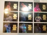 1999 UD SPx Baseball Premier Stars Set of 30 Jeter, Griffey Jr, McGwire, Sosa,