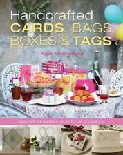 Handcrafted Cards, Bags, Boxes & Tags: Wirecraft Embellishments for All Occas...