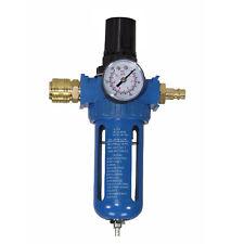 """Regolatore di pressione 1/2"""" filtro anticondensa compressore aria compressa"""