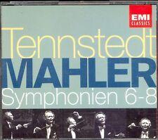 MAHLER - Symphonies 6 / 7 / 8 - Klaus TENNSTEDT / London Philharmonic - 4CDs EMI