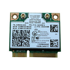 Intel Wireless-AC 7260 7260HMW Dual Band Bluetooth4.0 PCI-E Wifi Card 04W3814