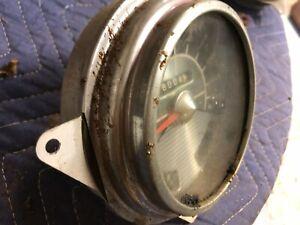 1954 Willys Aero Speedometer - Bermuda Gauge Instrument Speedo Cluster '2 of 2'