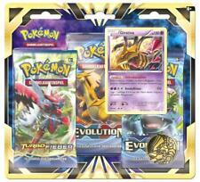 Pokemon Giratina 3-Pack Blister Deutsch NEU / OVP