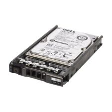 "Dell 146GB 2.5"" SAS 6GB/s 15K 64MB Hot Swap HDD Server Hard Drive In Caddy W330K"