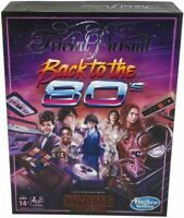 Trivial Pursuit Stranger Things Back to The 80s - Hasbro / Netflix Board Game