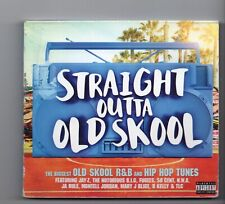 (JJ300) Straight Outta Old Skool, 40 tracks various artists - 2015 double CD