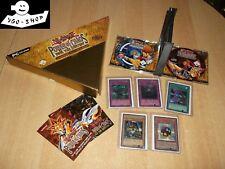 Yu Gi Oh PC POWER of CHAOS YUGI THE DESTINY + alle 5 PROMOS Magier lim Edition