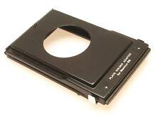 Mamiya Plate Holder Adapter for Mamiya RB67