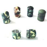 Magnetic Camo Nano Geocache 20% Taller than others - Double Sized RITR Log Camo