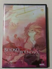 Beyond the Boundary Complete Collection Genuine Sentai Filmworks DVD