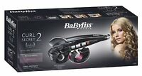 BaByliss Curl Secret 2 C1300E Automatic Professional Hair Curler 2 Heads NEW