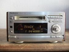 Technics SJ HD 501 Minidisc MD Player TOP !!! Reinschauen !!!