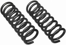 MOOG SET OF 2 COIL SPRINGS REAR NEW CHEVY COUPE SEDAN CHEVROLET 6033