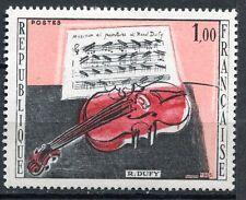 STAMP / TIMBRE FRANCE NEUF LUXE ** N° 1459 ** TABLEAU ART / LE VIOLON DE DUFY