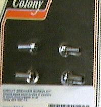 "45"" FLATHEAD Distributor Circuit Breaker Timer SCREW KIT"