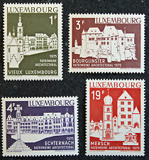 Timbres / Stamp LUXEMBOURG Yvert et Tellier n°849 à 852 n** (cyn12)