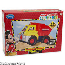 Disney Store Mickey Mouse Clubhouse Construct N' Play Mickey's Dump Truck 18 Pc