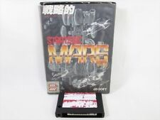 MSX STRATEGIC MARS MSX2 Import Japan Video Game No inst 12123 msx