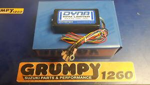 Suzuki GSXR750 F/G/H Dyna DRL 300 Rev Limiter