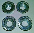 Set Of 4 Ford C4 C6 Transmission Torque Converter Nuts Mustang F100 F150