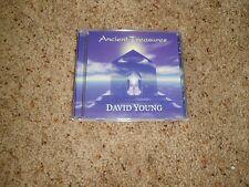 CD  David Young: Ancient Treasures 2003  FREE SHIPPING!