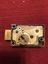 safe deposit lock