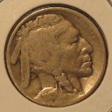1915-S 5C Buffalo Nickel - Full Date