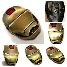 BRZ1 IRON MAN Belt Buckle Full metal HQ NEW cosplay or just wear :) US Seller