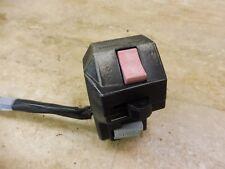 1984 Yamaha Venture XVZ12 XVZ12D Y673' right hand controls switches