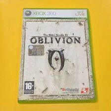 The Elder Scrolls IV Oblivion GIOCO XBOX 360 VERSIONE ITALIANA