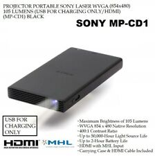 Brand New SONY MP-CD1 DLP Mobile USB-C Portable Pocket Projector