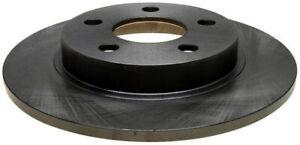 Disc Brake Rotor-Non-Coated Rear ACDelco 18A953A