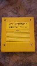 Fanuc PC Cassette B for Nissin NK-4X CNC Lathe 11TTF   A02B-0076-K002